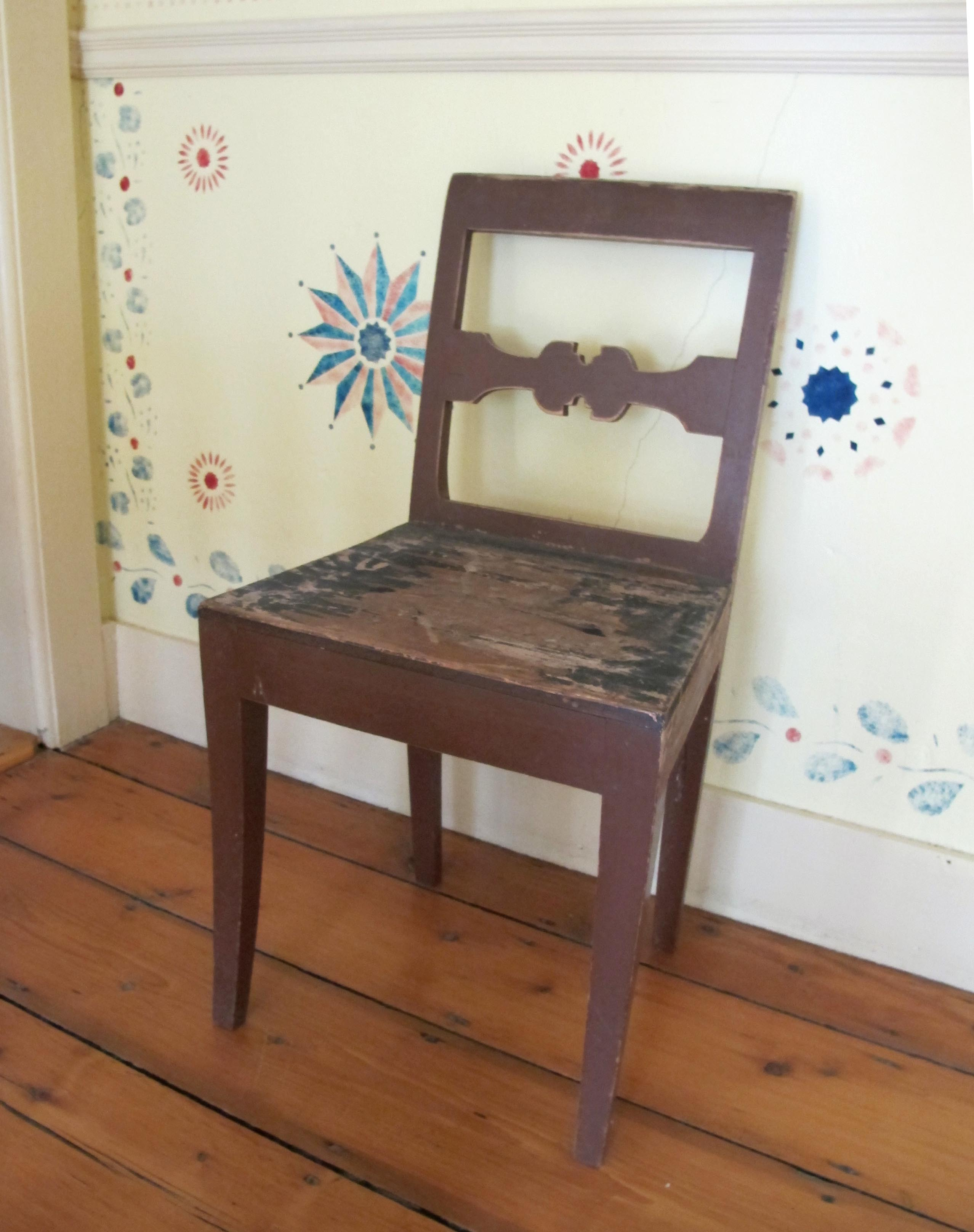 antique Swedish chair ... & antique Swedish and Danish chairs