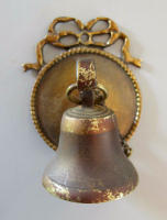 antique bell for bell pull