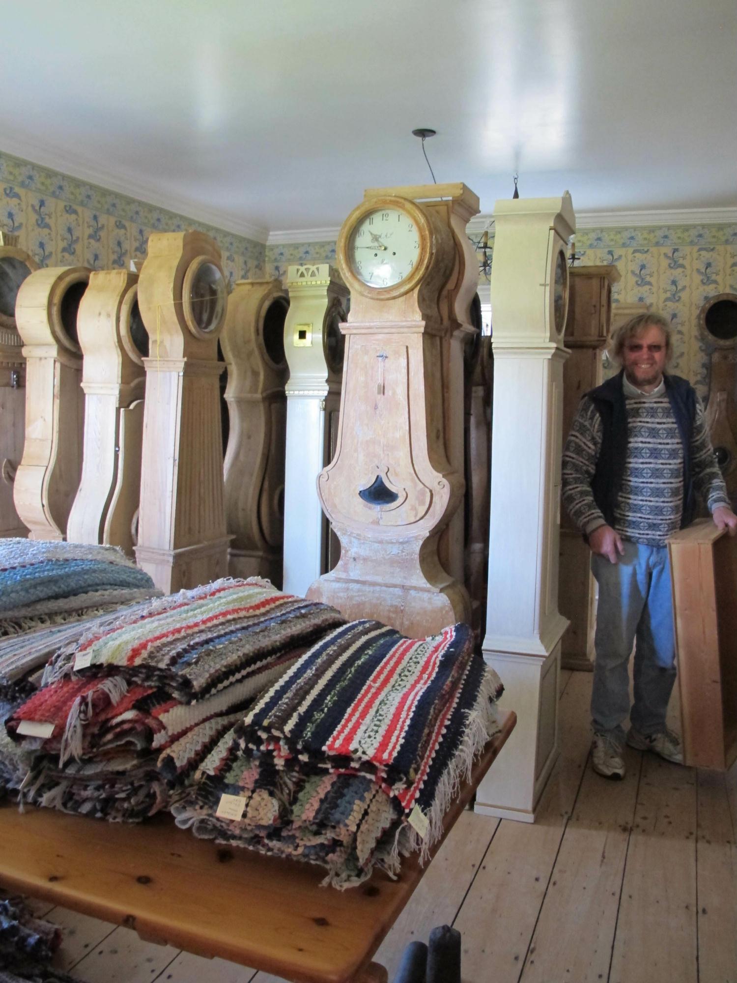 antique Swedish and Danish clocks - Antique Swedish Mora Clocks, Danish Antique Clocks, Swedish Exacta