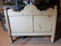 antique Danish bed