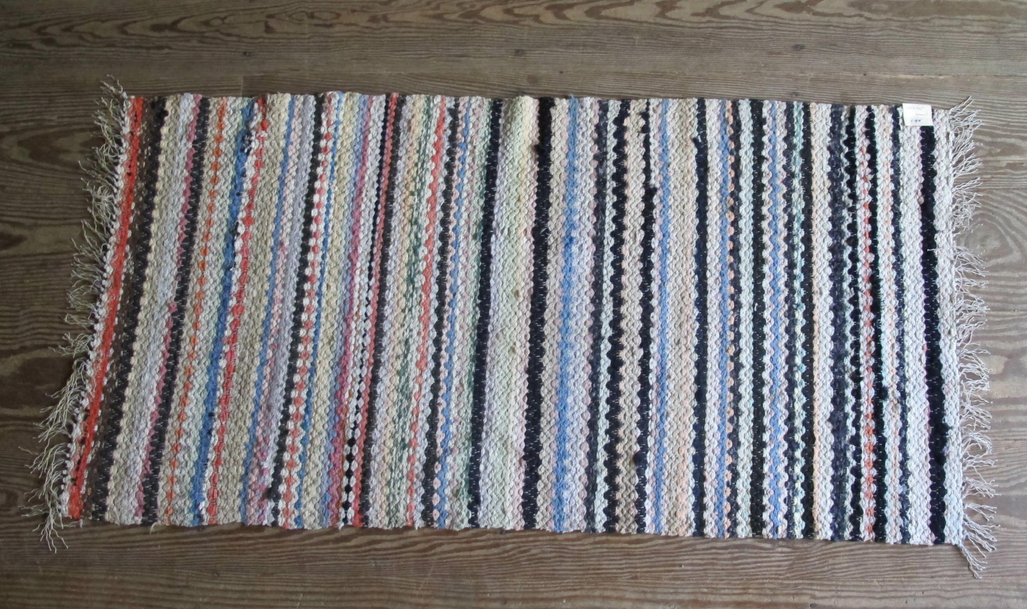 Vintage Swedish Rag Rugs Ragrugs