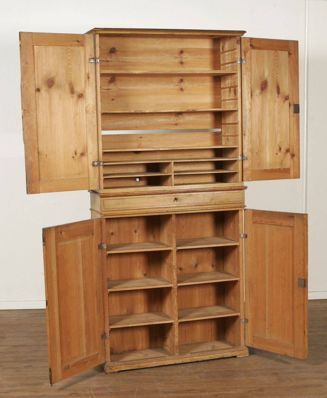 Antique danish and swedish pantry cupboards for Cupboard cabinet