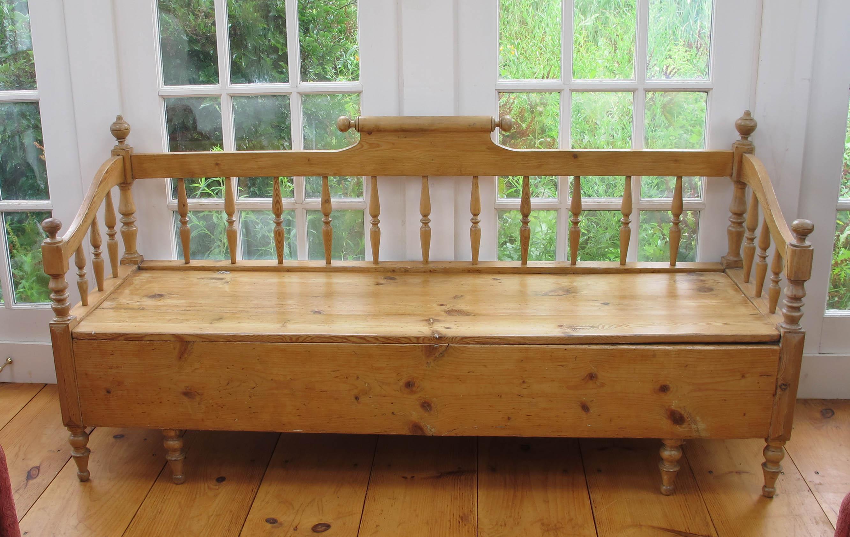 Antique Swedish Kitchen Sofas Benches Nook Benches