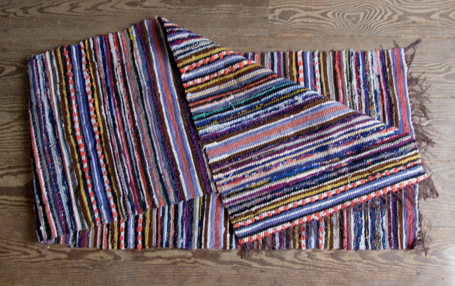 Swedish Rag Rug Home Decorating Ideas